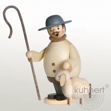 Räuchermann Max als Schäfer