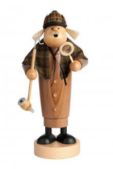 Räuchermann Sherlock Holmes