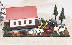 Miniatur-Arche Noah