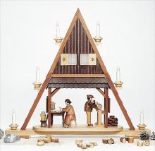 Giebelspitze - Spielzeugmacher elektr.