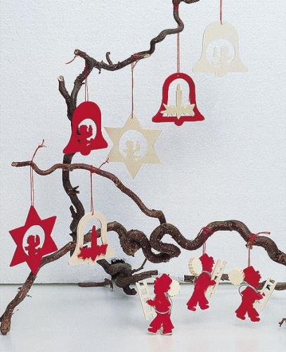 6 Weihnachtsmotive