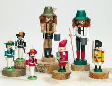 6 Mini-Musketiere