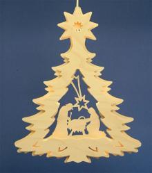 Tanne - Christi Geburt elektr.