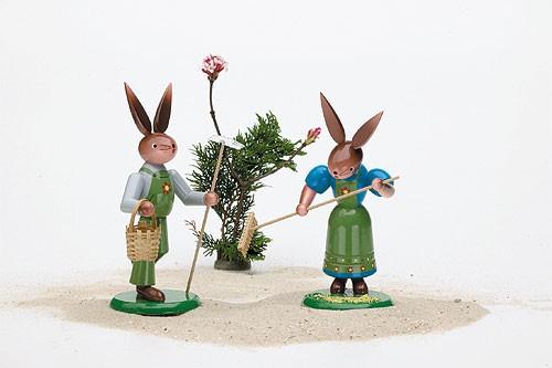 Hasen-Gärtner