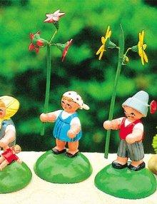 3 Blumenkinder