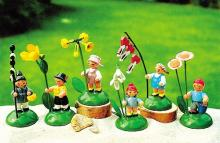 6 Blumenkinder