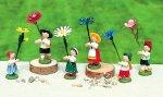 6 Feldblumenkinder