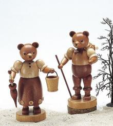 Bärenpaar groß