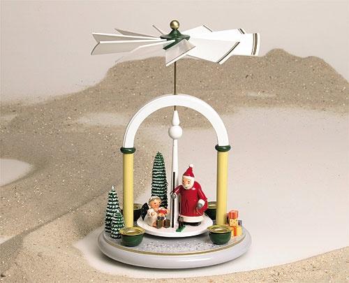 Pyramide Weihnachtsmann