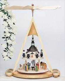 Christi Geburt / 2 Etagen