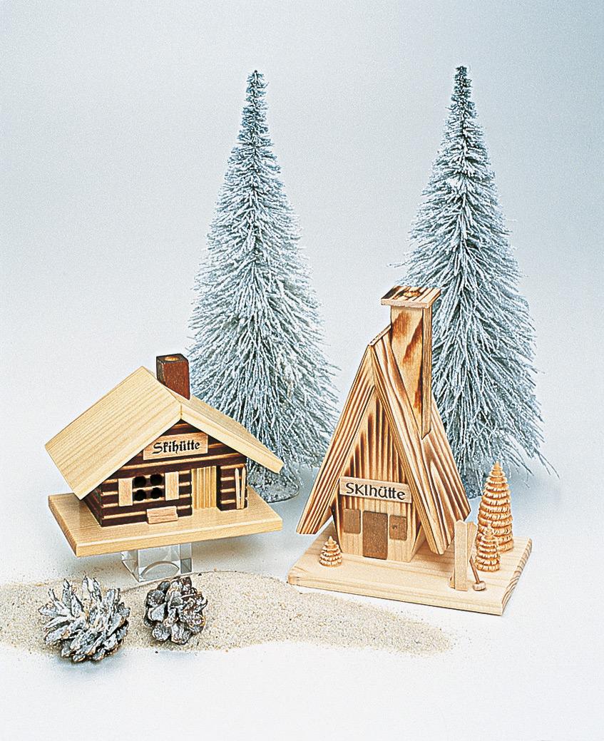 Räucherhaus - Skihütte klein