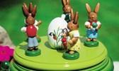 Oster-Spieldosen