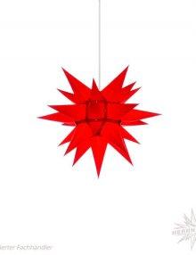 Herrnhuter Stern, Papier 40cm, rot