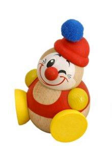 Kugelfiguren Clowny, 3er Satz