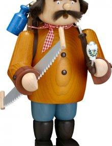 Räucherfigur Holzmacher