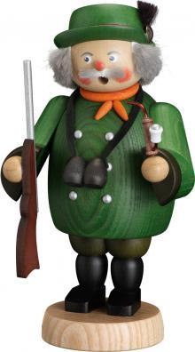 Räucherfigur Jäger