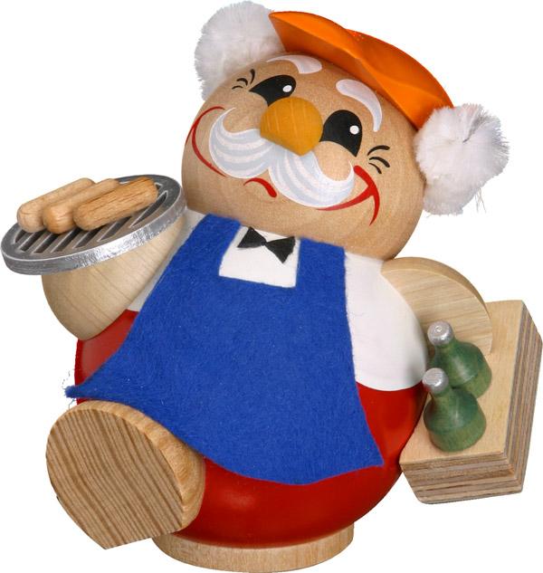 Kugelräucherfigur Hobby - Grillmeister