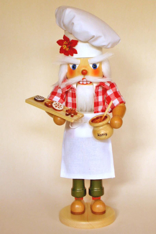 Nussknacker Lebkuchenbäcker