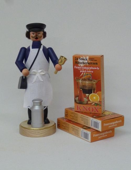 Räuchermann Milchmann
