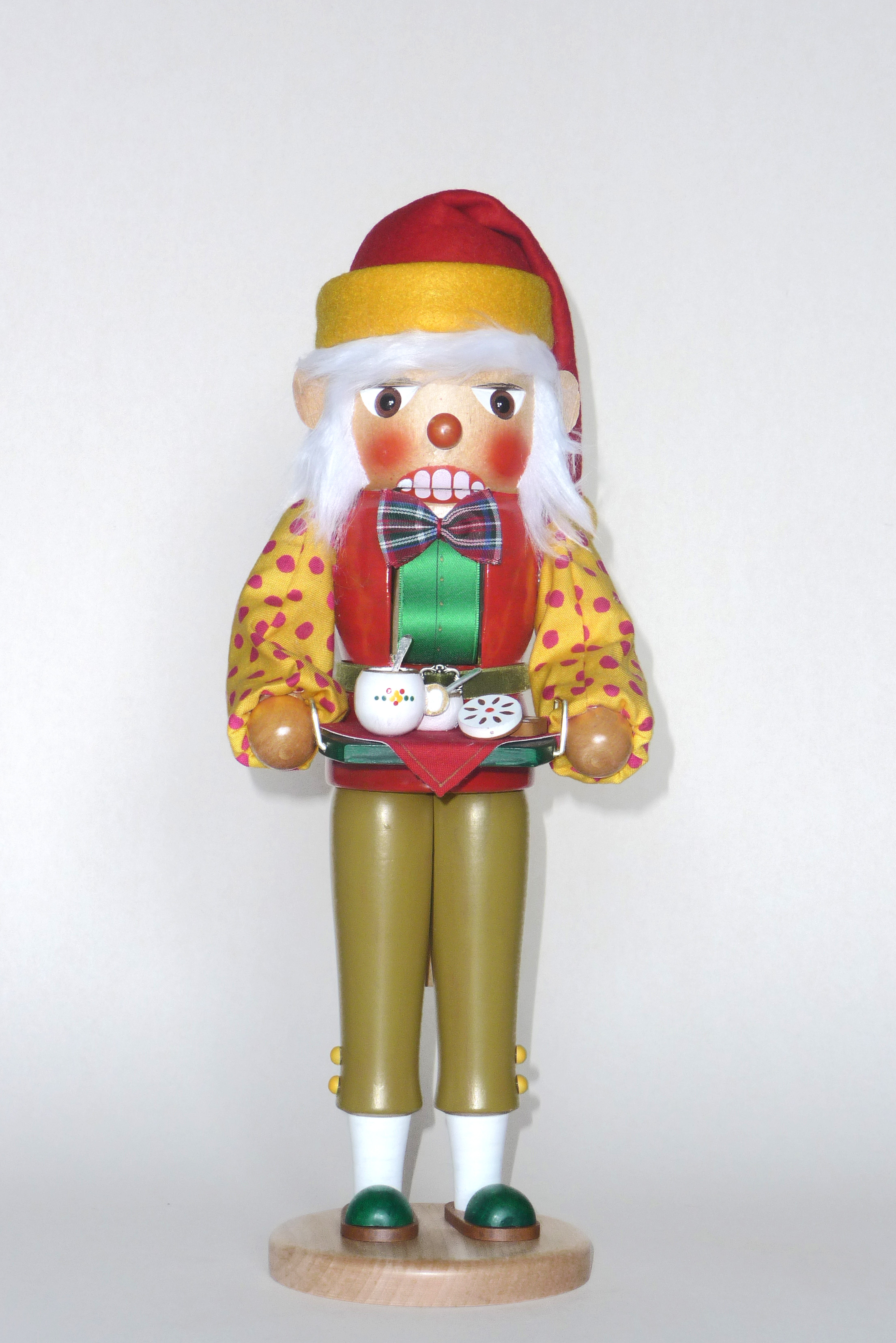 Nussknacker Elf