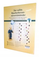 Räucherkerzen Adventskalender