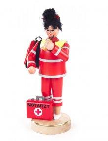 Räucherfrau Notärztin