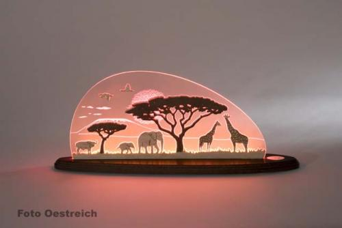 "LED Motivleuchte ""Safari"""