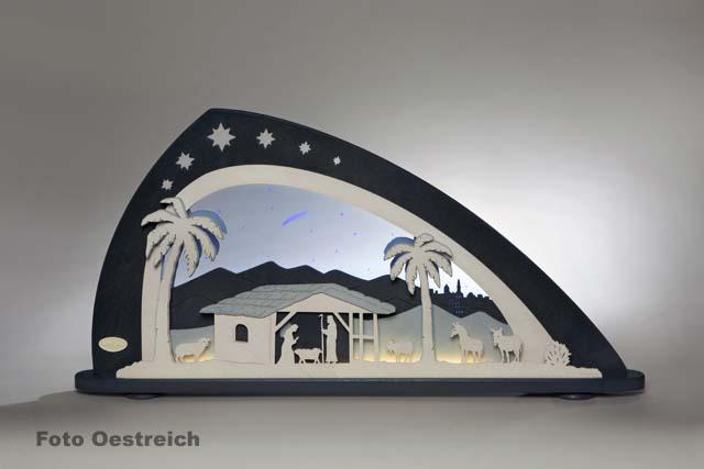 LED Schwibbogen, Bethlehem