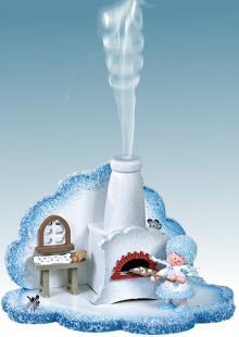 Schneeflöckchen Rauchhaus