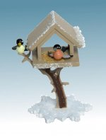 Schneeflöckchen Vogelhaus **Neu 2015**