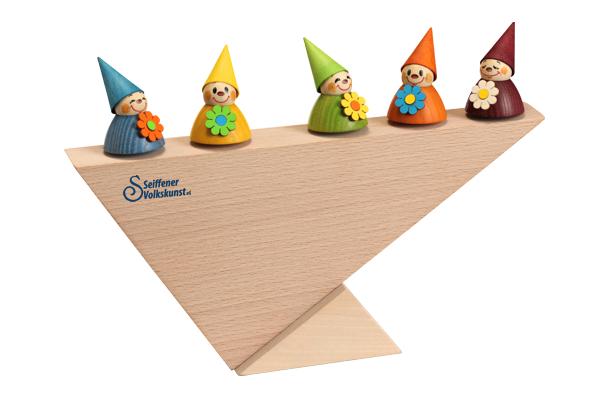 Display für Wippelfiguren