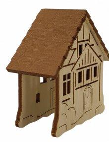 """Aufsteckelement """"Haus"""" für Schwibbogen"""