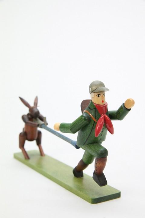 Wilder Jägersmann