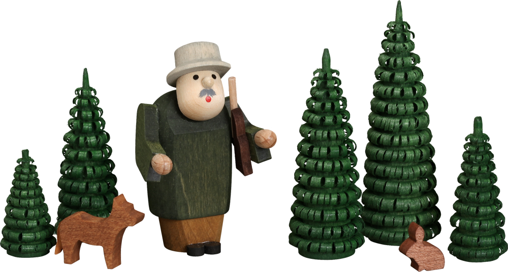 MiniaturfigurenJägergruppe **Neu 2016**