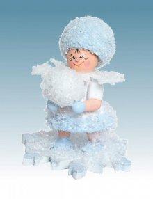 Schneeflöckchen mit Schneekugel **Neu 2016**