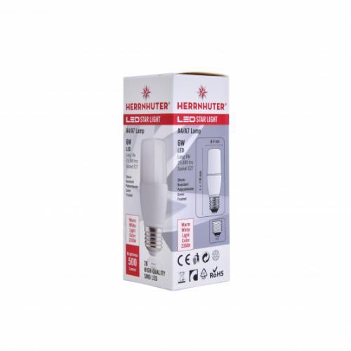 Herrnhuter LED Lampe für A4-A7 - Verpackung