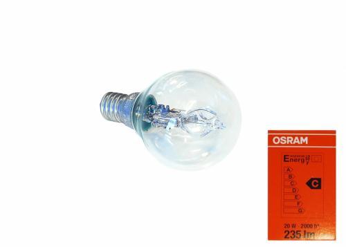 Halogenlampe Leuchtmittel E14, 20W