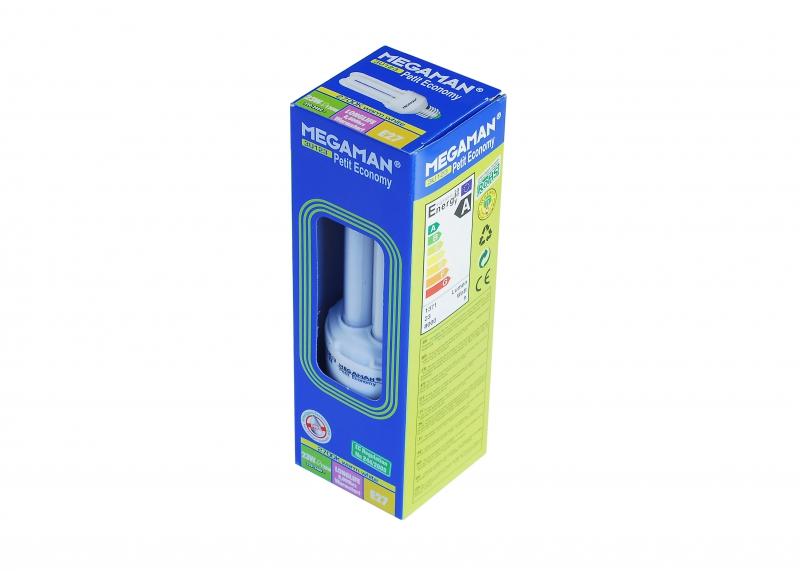 Energiesparlampe, E27, 23W, für Stern A13