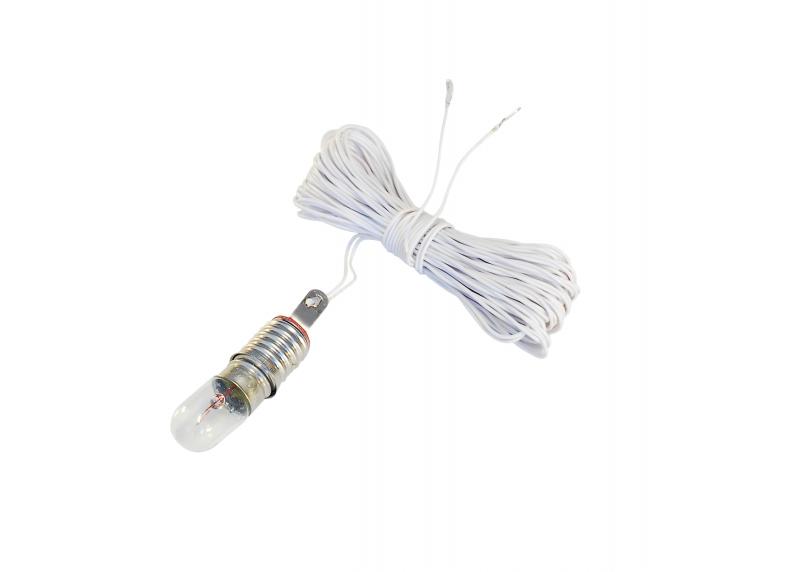 Herrnhuter Ersatz-Beleuchtungsset für A1e / A1b - ohne Kappe und Stecker