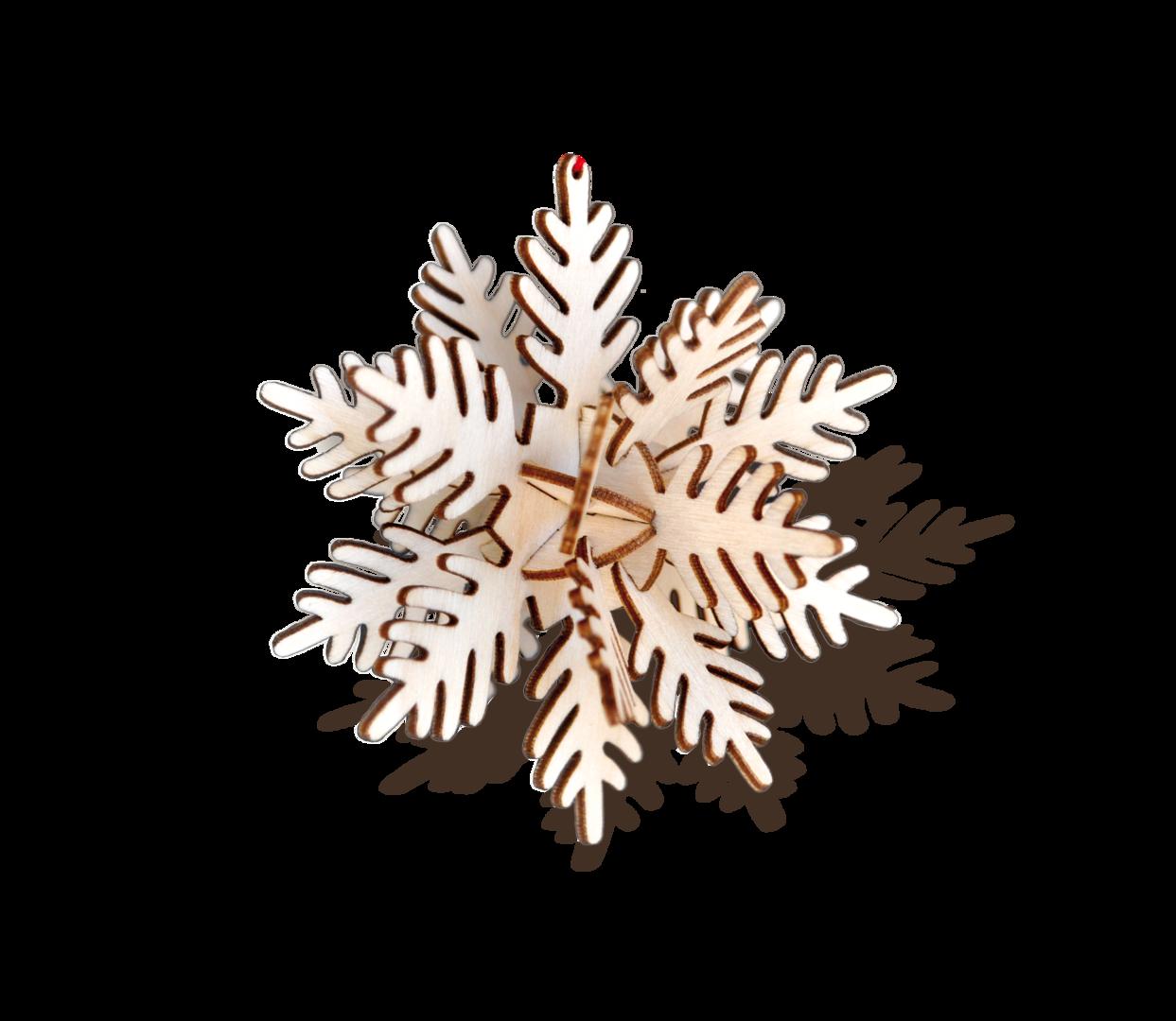 Baumbehang Schneeflocke **Neu 2016**