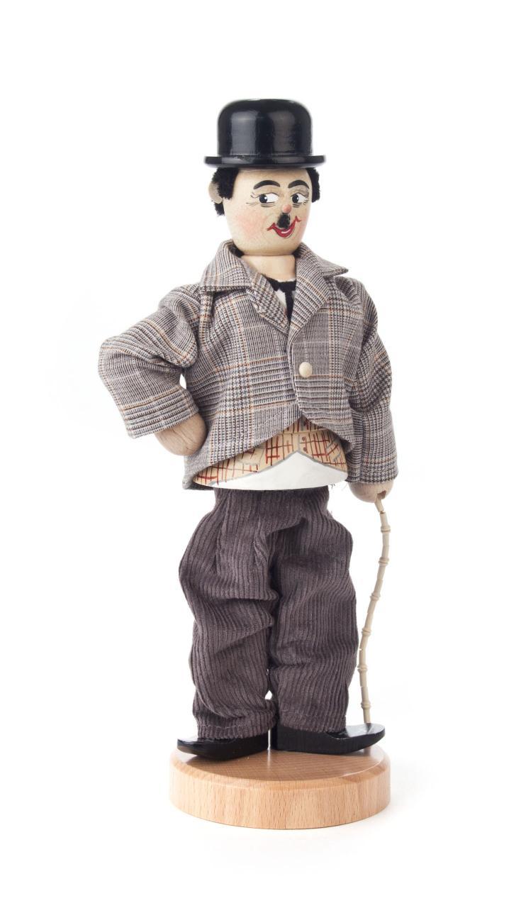 "Räuchermann ""Charlie Chaplin"" **Neu 2016**"