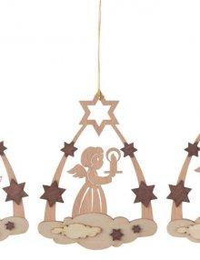 Behang Sternenbogen, 6 Stück