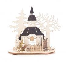 "Teelichthalter ""Kirche"" **Neu 2016**"