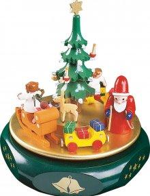 Spieldose Weihnachtstraum