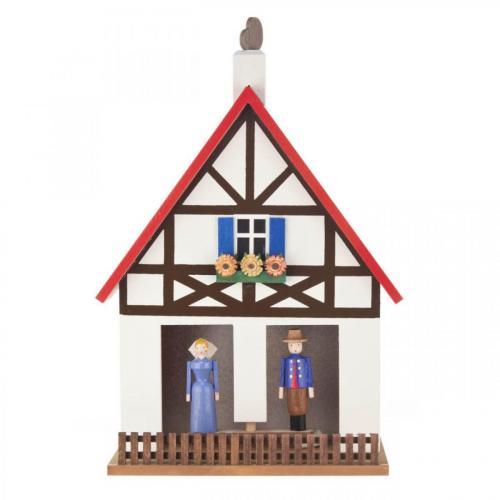 Wetterhaus Fachwerkhaus