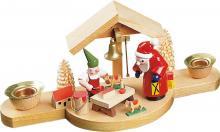 Kerzenhalter Weihnachtswerkstatt