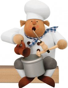 Räuchermann Chefkoch