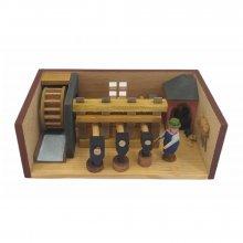 Miniaturstube Hammerwerk
