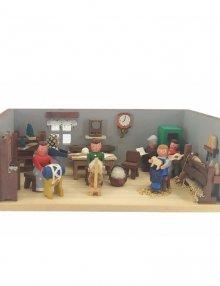 Miniaturstube Hutzenstube