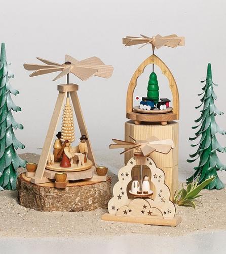 Mini-Pyramide Christi Geburt